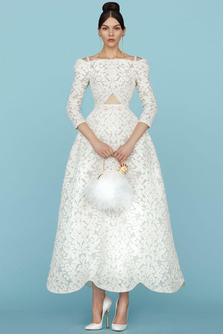 زفاف - The 10 Best Bridal Dresses From The Spring 2015 Couture Collections