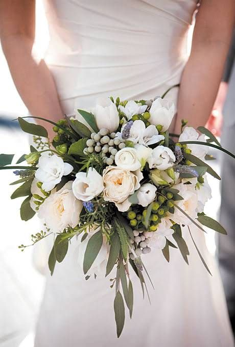 Wedding - Bouquets From Real Weddings