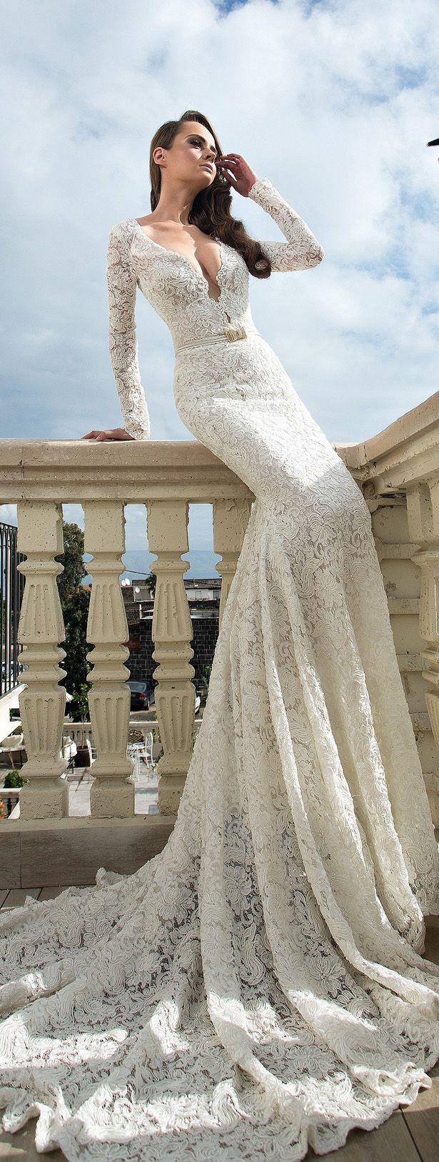 Свадьба - Shabi & Israel Haute Couture 2015 Wedding Dressses
