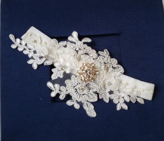 زفاف - Wedding leg garter, Wedding Leg Belt, Rustic Wedding Garter, Bridal Garter , İvory Lace, Lace Garters, ,Wedding Accessory,