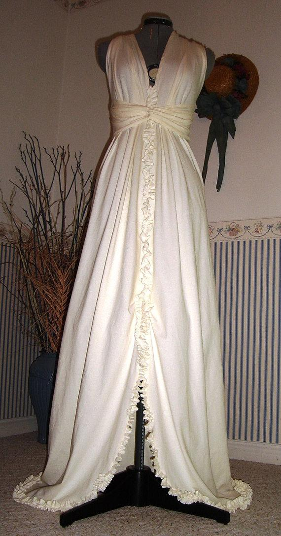 Wedding - Custom listing, used APHRODITE, gorgeous convertible, infinity Wedding dress,