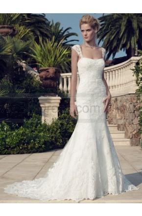 Mariage - Casablanca Bridal 2144 - Wedding Dresses 2015 New Arrival - Formal Wedding Dresses