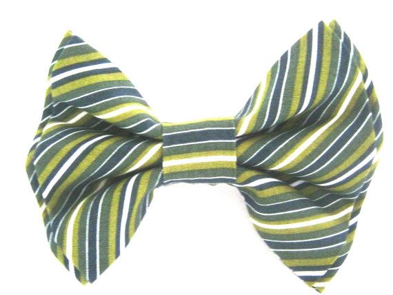 Свадьба - dog bow tie ,attachable collar bow tie ,bow tie for dog ,dog wedding bow tie