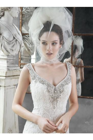 Wedding - Maggie Sottero Bridal Gown Darija 5MW646