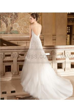 Wedding - Demetrios Wedding Dress Style 578 - Wedding Dresses 2015 New Arrival - Formal Wedding Dresses