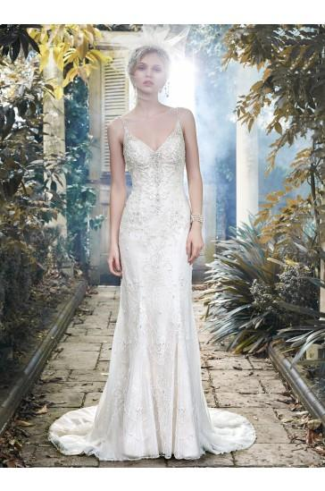 Wedding - Maggie Sottero Bridal Gown Miela 5MT654
