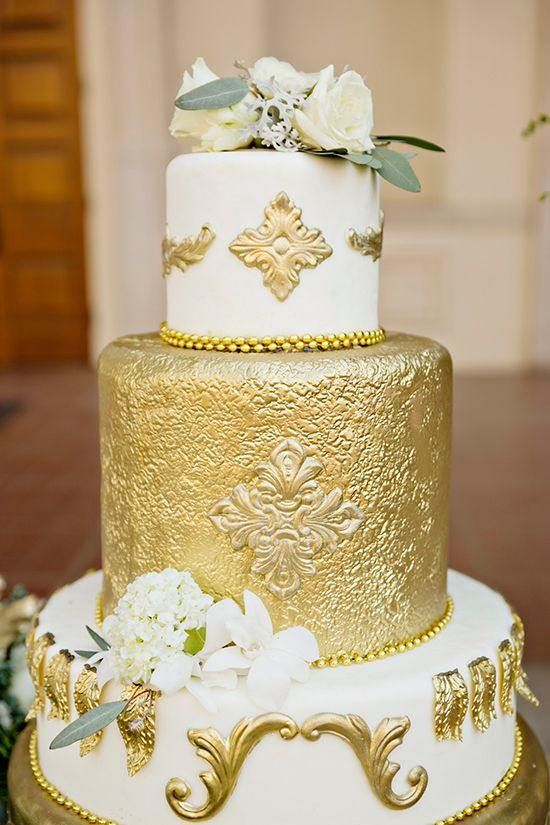 Cake - The Most Adored Floral Wedding Cakes #2297090 - Weddbook