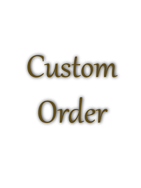 """Mariage - Custom order for Amanda, Large 10"""" Rustic Shabby Chic Lace Bouquet, add accents of navy and mint sola flowers."""