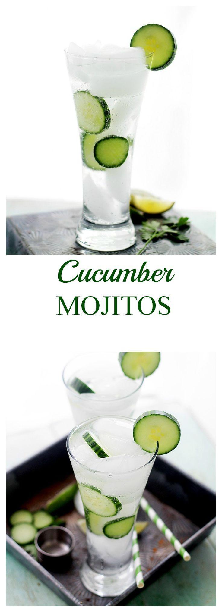 Boda - Cucumber Mojito