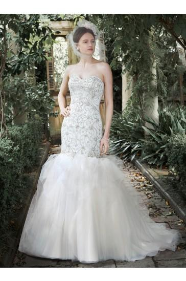 Wedding - Maggie Sottero Bridal Gown Kennedy 5MT710