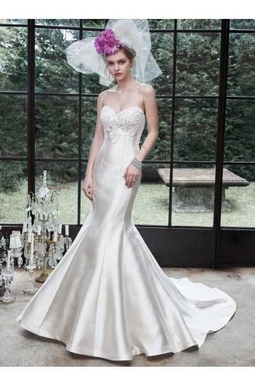 Mariage - Maggie Sottero Bridal Gown Betty 5MS619