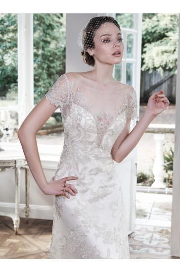 Wedding - Maggie Sottero Bridal Gown Carlynne 5MR605