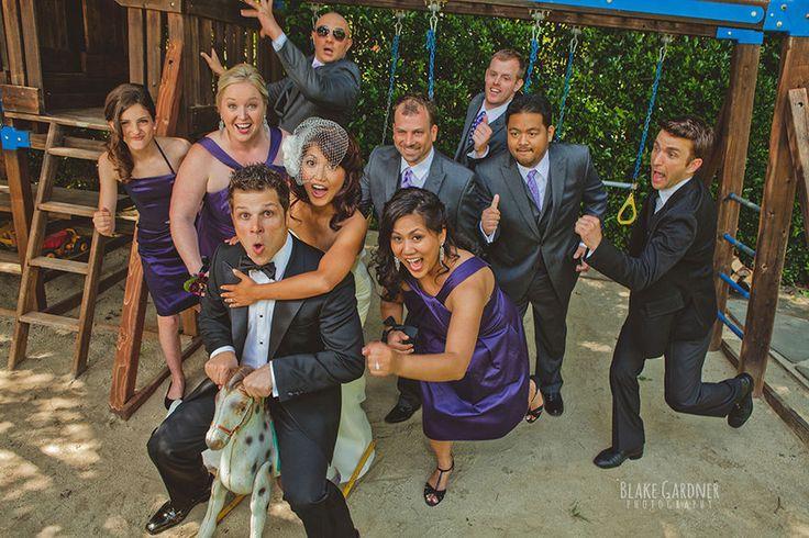 Wedding - Wedding Party Photos