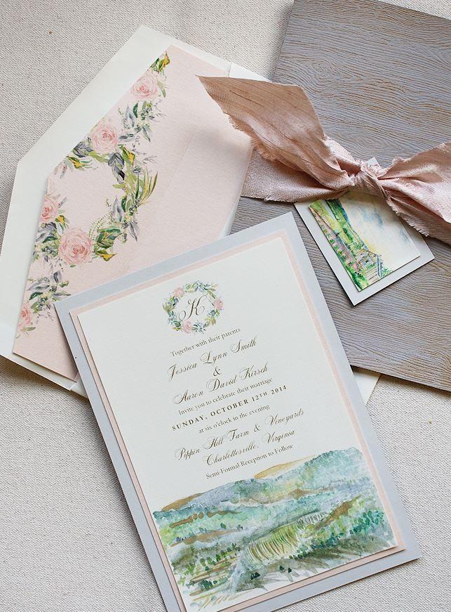 Hochzeit - Invitations