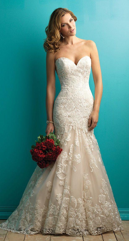 زفاف - Allure Bridals Fall 2015