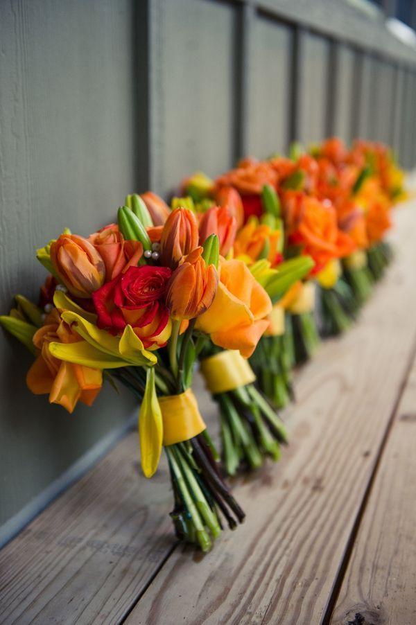 Wedding - Orange Wedding