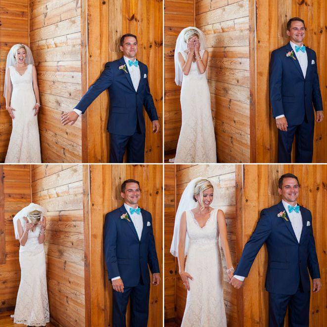 Wedding - First Look