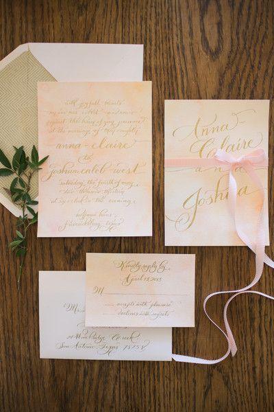 Mariage - (Invitations)