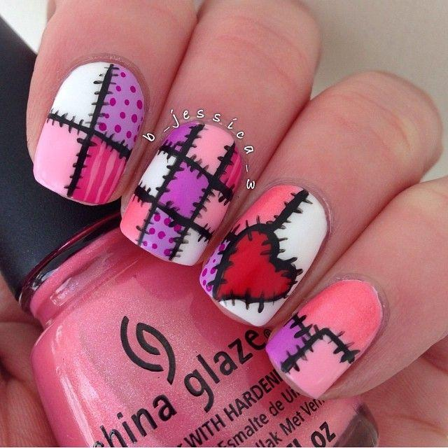 Nail Designs - Valentine's Day - Nail Designs #2298889 - Weddbook