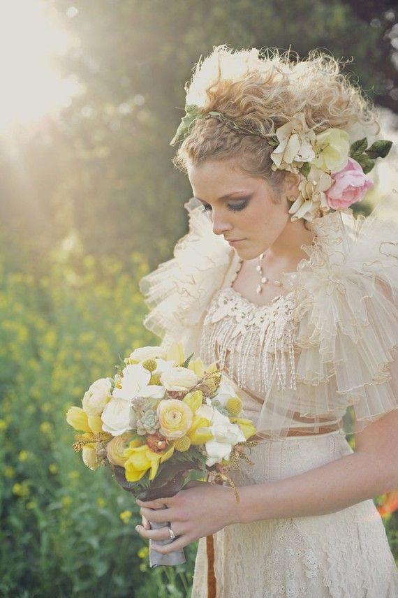 Bridal Hair Piece Wedding Hair Accessories Weddings Rustic