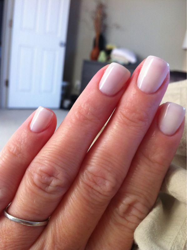 Opi Gel Nail Polish On Natural Nails