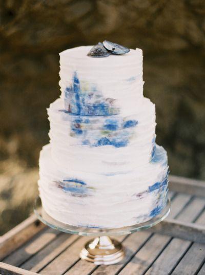 Wedding - Elegant California Seaside Wedding Inspiration
