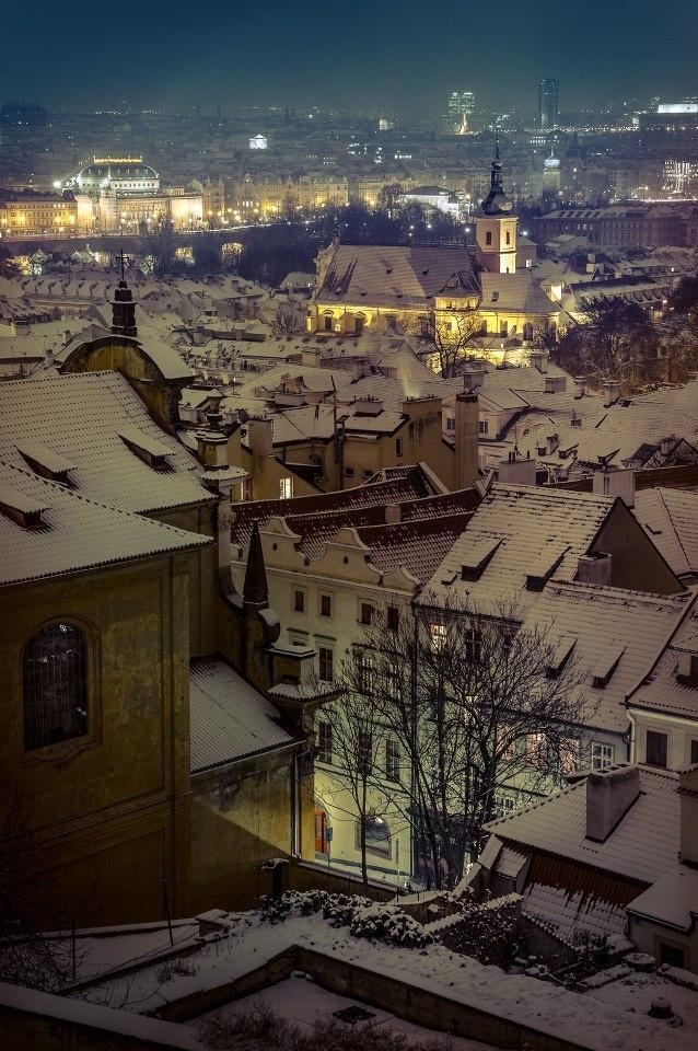 Свадьба - Prague