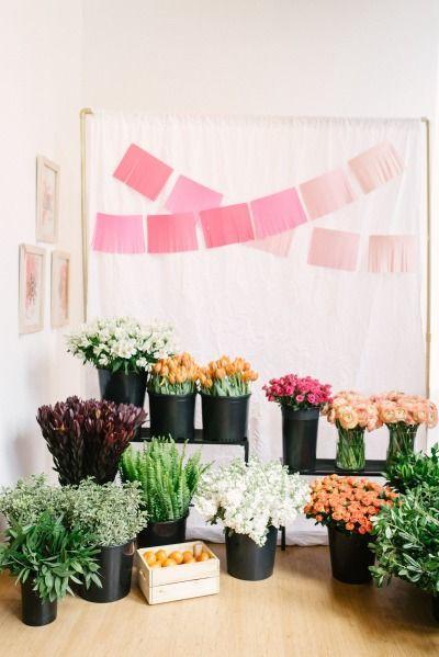 Wedding - Pop Of Spring: A Floral Workshop