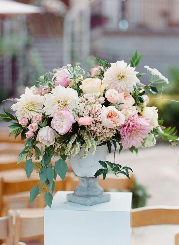 Hochzeit - Blush Wedding Inspiration