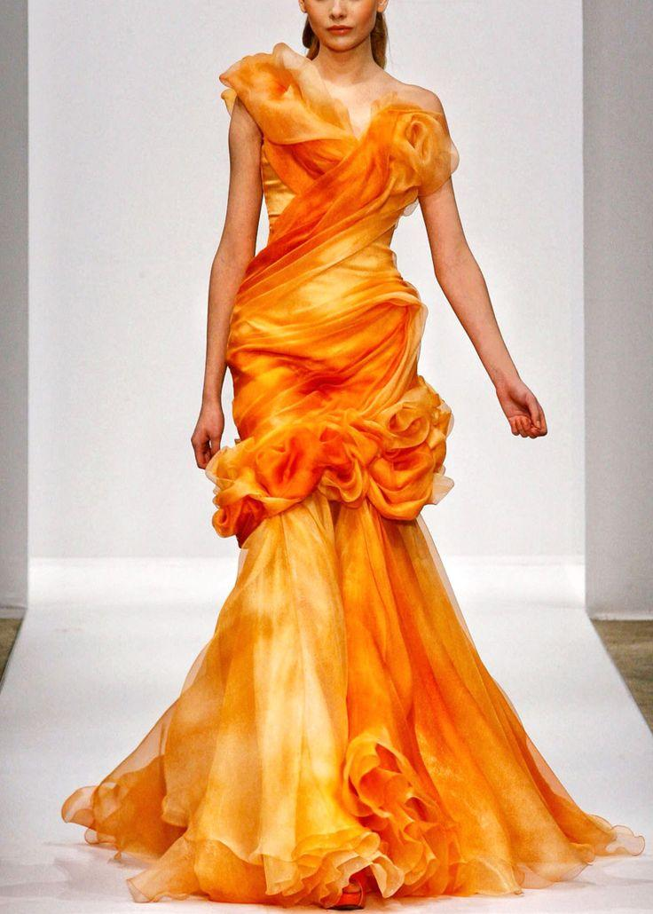 Wedding - Opulent Oranges