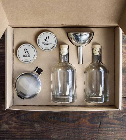 Hochzeit - The Homemade Gin Kit