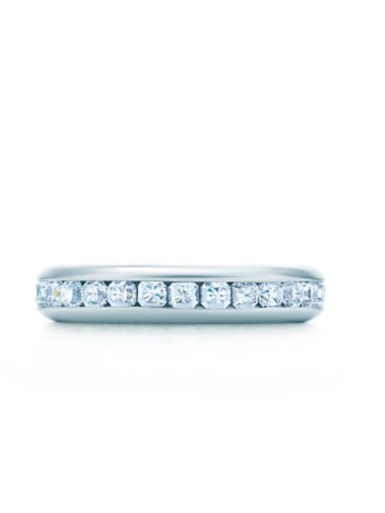 زفاف - TIFFANY LUCIDA® BAND RING