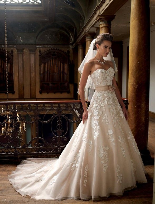 Wedding Dresses Under $1,500 Affordable Wedding Dresses, Inexpensive ...