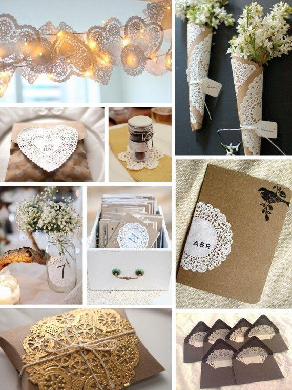 Mariage - Doily Wedding Days
