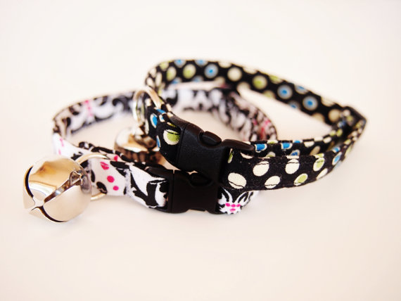 Свадьба - Cat Collar - Bow Tie/Flower Option