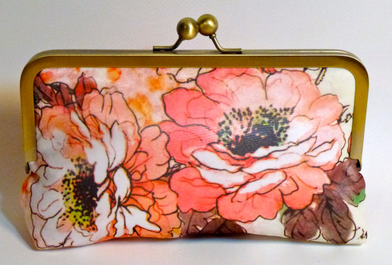 Mariage - Bridesmaid Clutch
