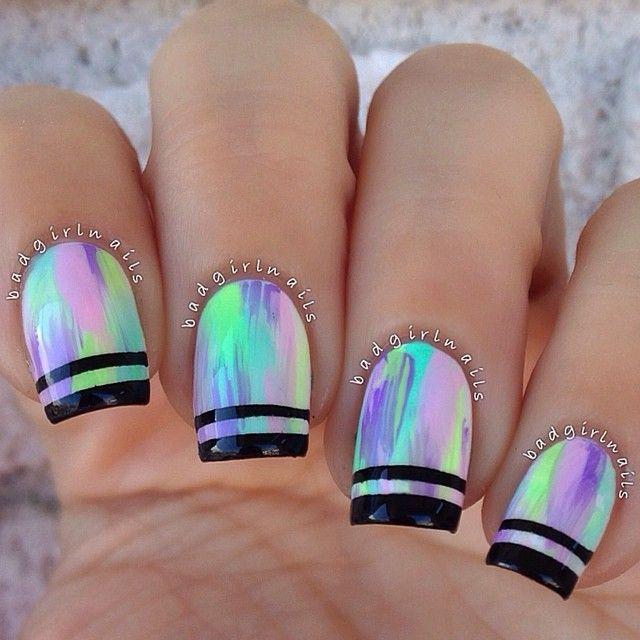 Свадьба - Spring Nails