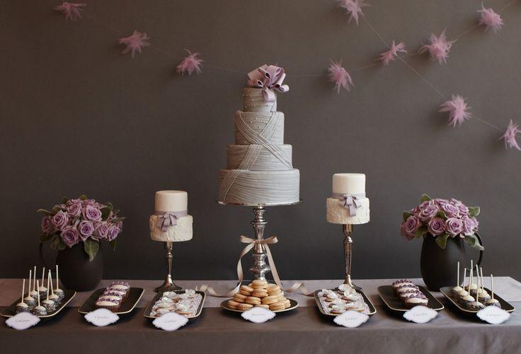 Свадьба - Dessert Tables & Sweet Treats