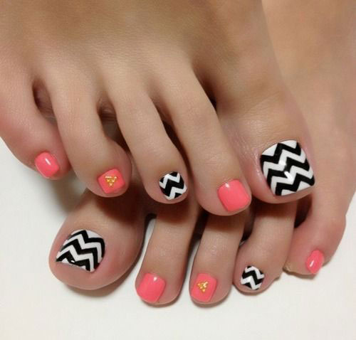 18 Summertime Toe Nail Art Styles, Ideas, Trends & Stickers 2015 ...