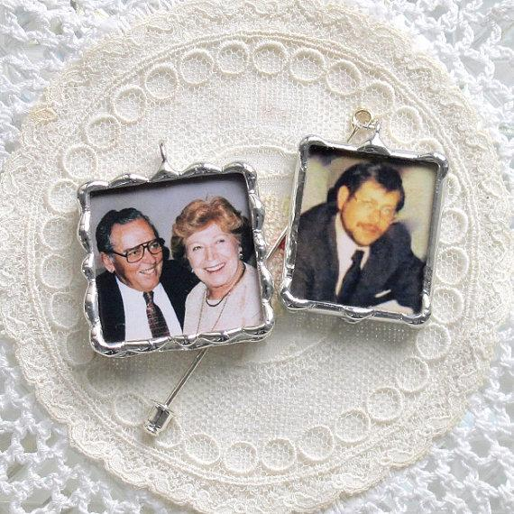 Wedding - Reserved listing for dianadiamond3- 2  Wedding PhotoQuote Charms