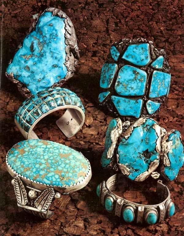 Mariage - Navajo Jewelry Museum Piece