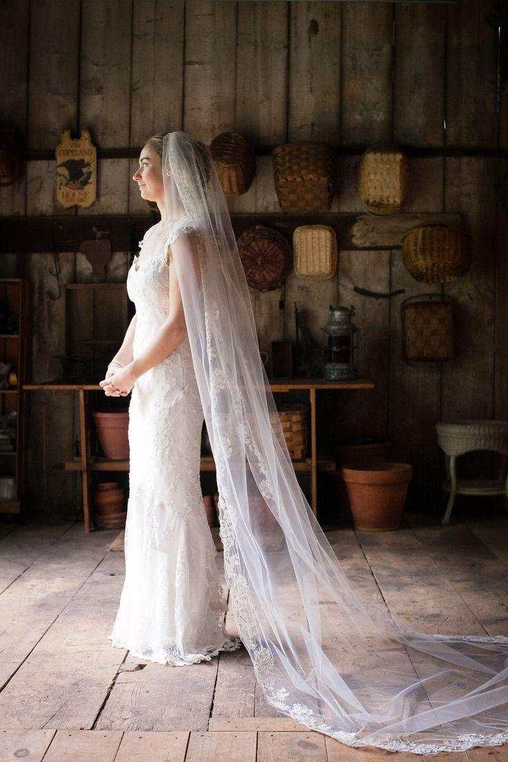 Boda - Rustic Pennsylvania Horse Farm Wedding