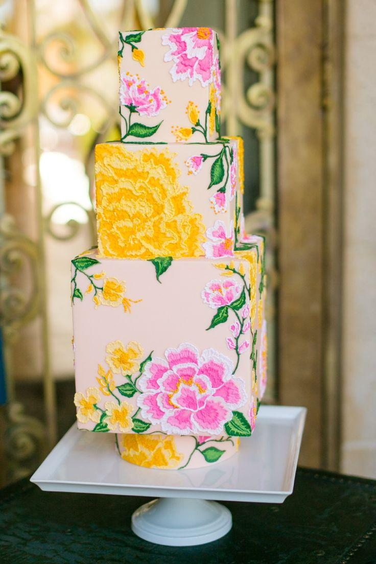 Cake - Wedding Cake Ideas #2302716 - Weddbook