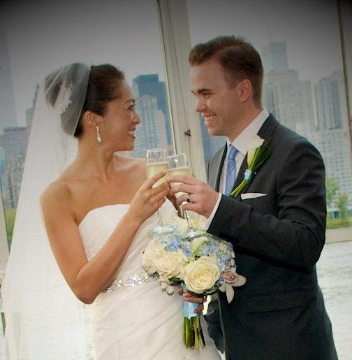 Wedding - Wedding veil - 2 layer drop veil with a finished edge - 30x36 inch