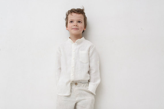 Shop for and buy boys linen shirt online at Macy's. Find boys linen shirt at Macy's.