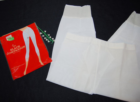 Vintage Panty Girdle Slack Companion