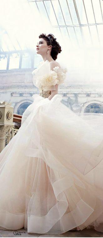 Mariage - Lazaro Fall 2012 Bridal Collection