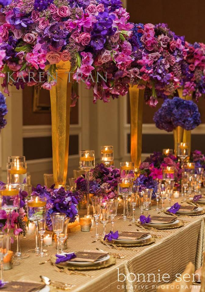 Wedding - Wedding-Pretty Purples