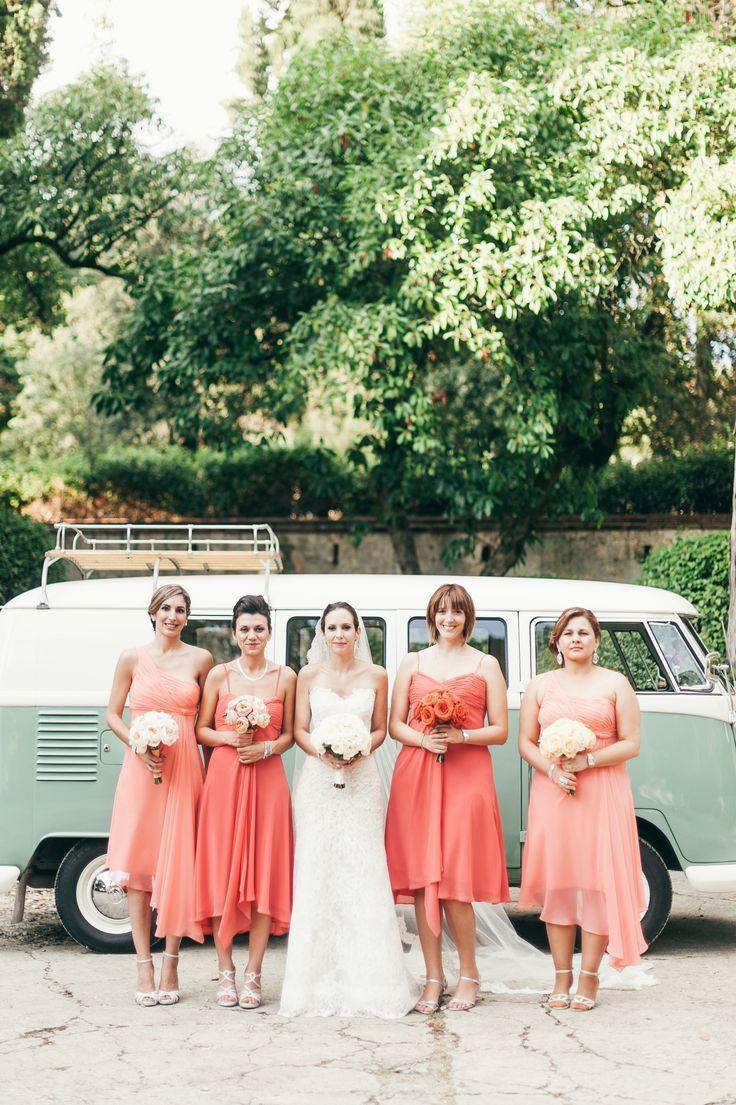 Mariage - Traditional Italian Villa Wedding In Tuscany