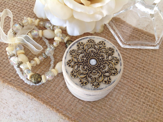 زفاف - Ring box - engagement ring box - wedding ring box - ring bearer